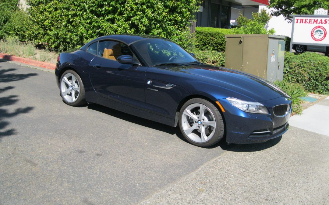 BMW Z4 Convertible Hard Top for Sale!